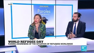 "World Refugee Day: ""Most refugees want to go home to their country"""