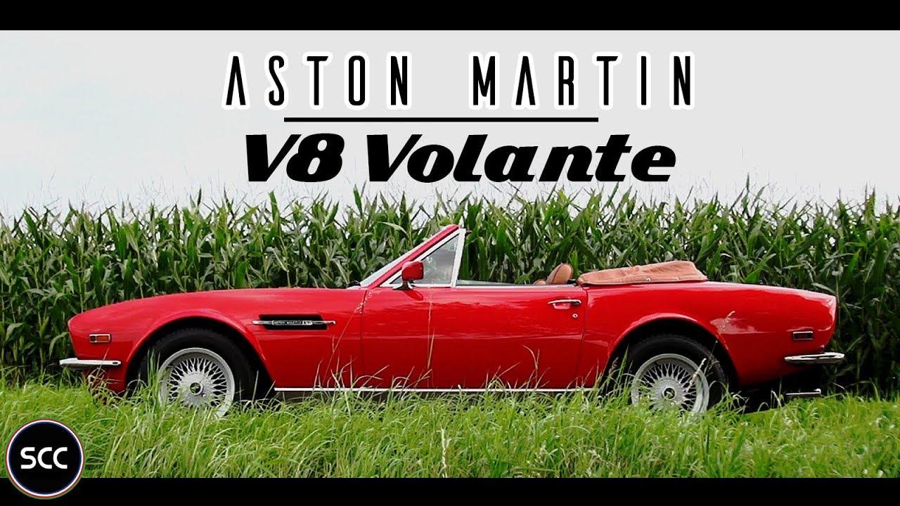 Aston Martin V8 Volante 1984 Test Drive In Top Gear V8 Sound Scc Tv Youtube