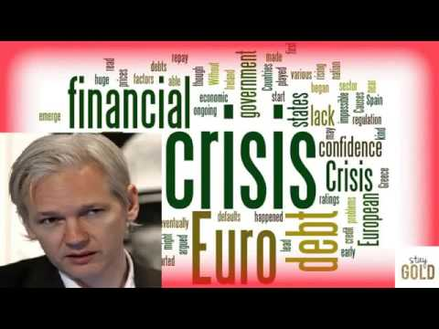 Julian ASSANGE The FINANCIAL CRISIS is increasing at every moment !