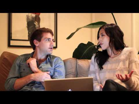 Fran Kranz & Dichen Lachman chat Lust for Love 1 of 3