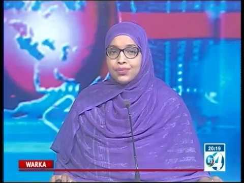 RTD : Journal Somali du 22/06/2019