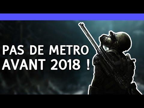 PAS DE METRO AVANT 2018 ! (News Gamer #258)