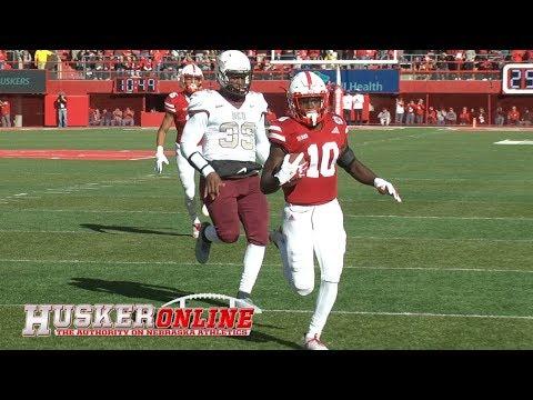 HOL : 2018 Nebraska position breakdown - WR