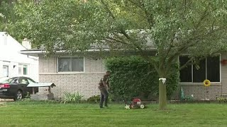 Man traveling the U.S. mowing veterans' lawns gets a surprise from Ford