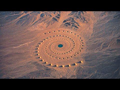 10 Strangest Things Found In The Desert