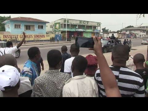 UN urges DR Congo leader to keep promise to step down