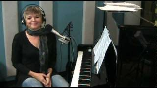 "Karrin Allyson ""Smile"" Live on KPLU"