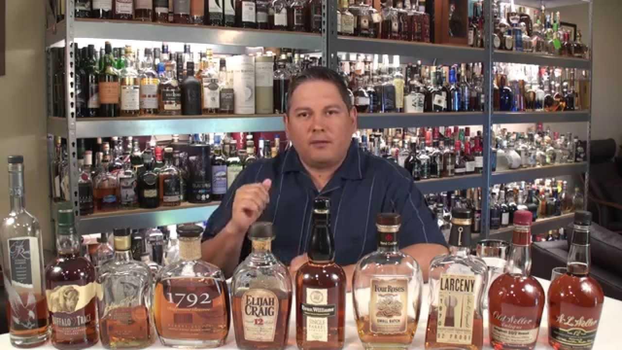 Liquorhound s top 10 bourbons under 30 youtube