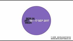 BERLINO ART SETTIMANA 2017, 13-17 SETTIMANE, TRASMISSIONE TEASER