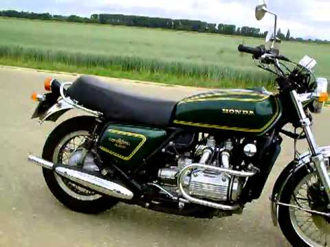 honda gl 1000 bj 1975 youtube. Black Bedroom Furniture Sets. Home Design Ideas