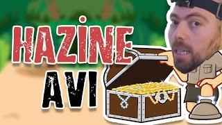 HAZİNE AVI: İpuçlarını Çöz - Çeyrek Altını Bul - Fırat Yarışıyor