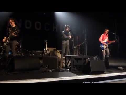Indochine - Soundcheck Berlin, 08.04.2015 - You spin...