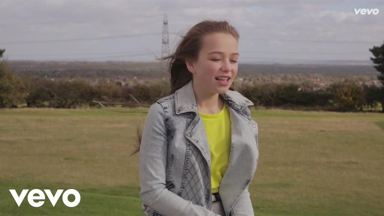 Connie Talbot - Mr. Blue Sky - YouTube