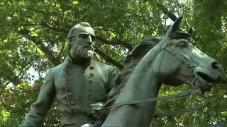 Confederate Monuments at Center of Nationwide Protests