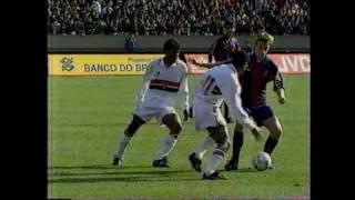 '92トヨタカップ  サンパウロFC vs FCバルセロナ