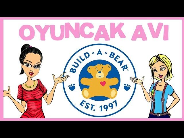 Build A Bear Workshop Oyuncaklar? -Çok Özel Pelu? Arkada?lar !