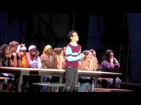 Skylar Astin  RENT highlights