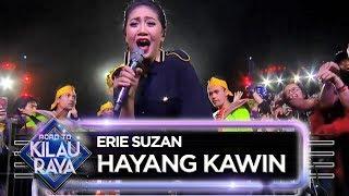 Goyang Asyik Bersama Eri Suzan [HAYANG KAWIN] - Road To Kilau Raya Garut(29/6)