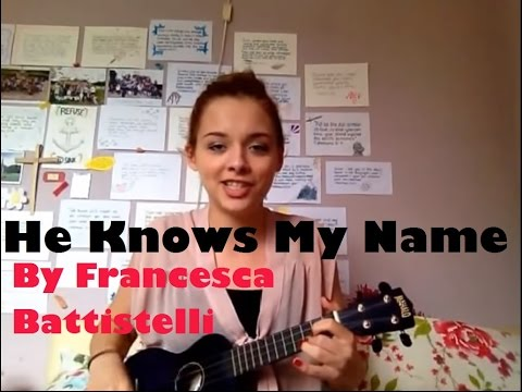 He Knows My Name Ukulele chords by He Knows My Name - Worship Chords