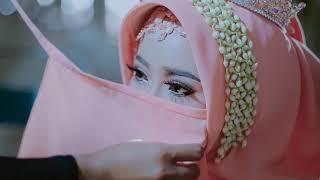 Wedding romantis wanita bercadar(muslimah)