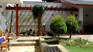 jardim casa da