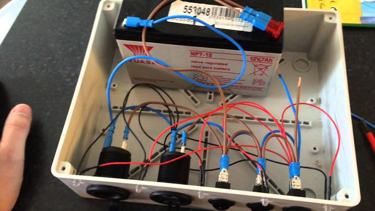 maxresdefault Wiring Volt Lights on