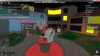 leavemealone012's Game! Roblox Murder Mystery 2 Short Gameplay!