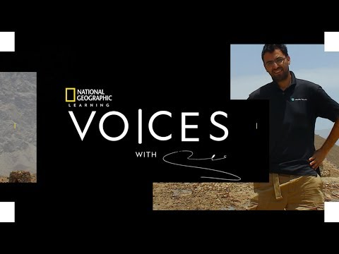 National Geographic Learning Features Aziz Abu Sarah
