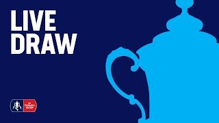 The Emirates FA Cup 4th Round Draw LIVE | Emirates FA Cup 2018/19