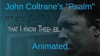 John Coltrane's