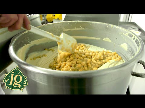 A Hundred Tons Of Hummus - Secrets Of Jerusalem Garden Revealed