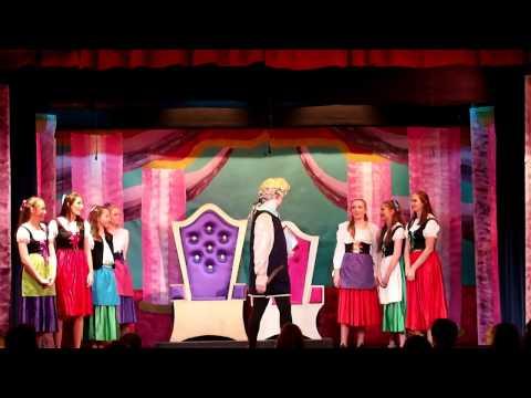 Sleeping Beauty Pantomime 2017