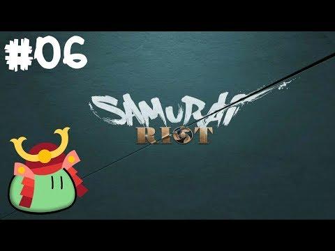 Samurai Riot   #6 - The Chainsaw Wielder  