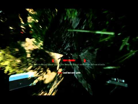 Crysis 2 deadly tree