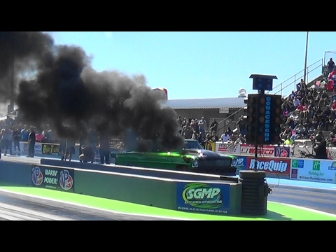 Diesel Nova L08 Qualifying,  Different on Radial 2017