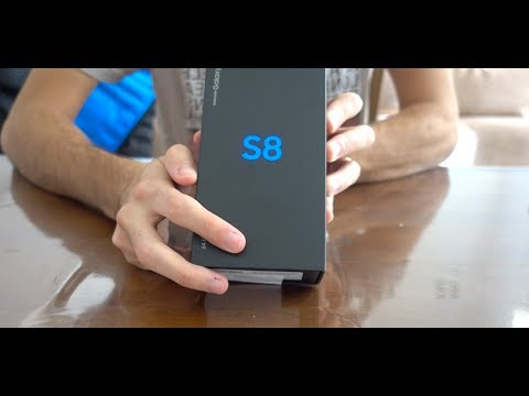 (Argentina) UNBOXING SAMSUNG GALAXY S8 - Español HD
