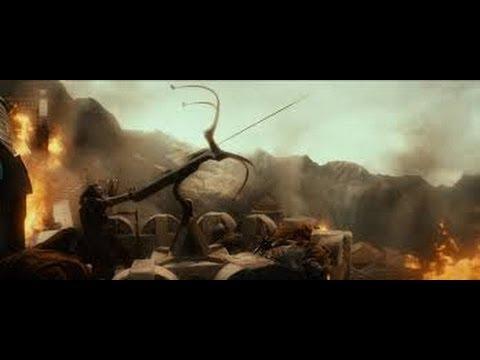 The Hobbit The Desolation of Smaug - Black Arrow