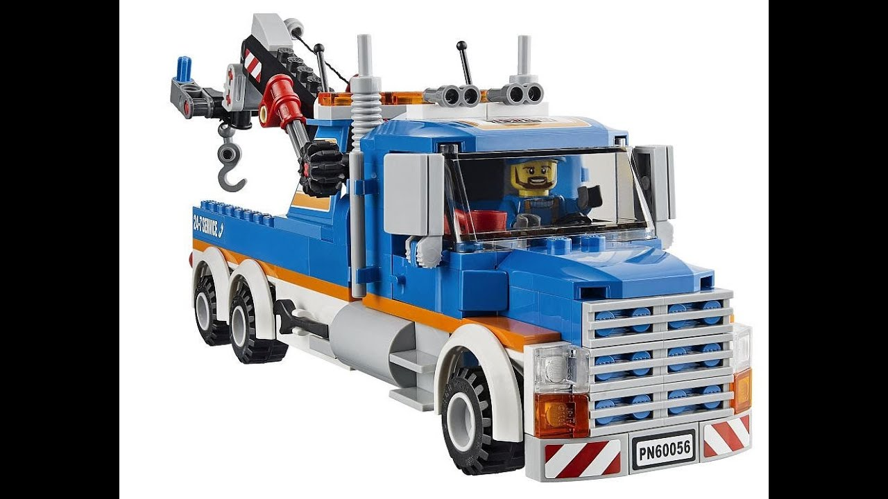 Lego camion d panneuse camion d panneuse jouet camion - Depanneuse cars ...