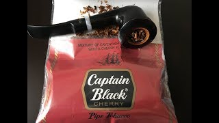 Обзор трубочного табака Сaptain Black Cherry