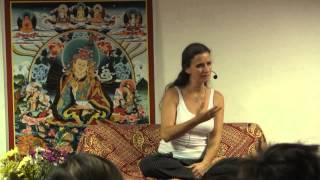 Márcia Baja | Meditação na ação