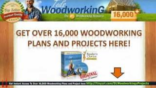 Gun Cabinet Woodworking Plans