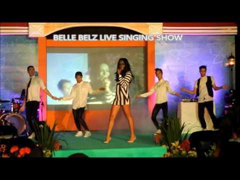 belle belz show - Tak Ada Logika (agnes monica)