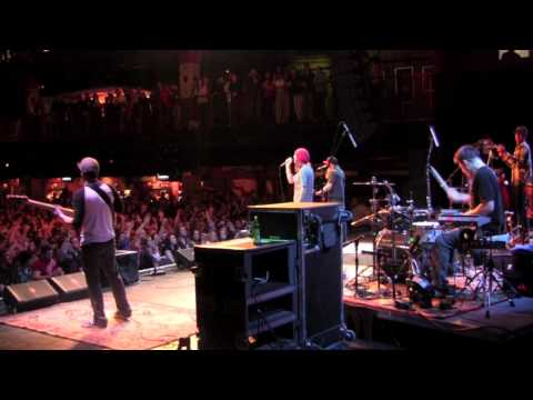 Dirty Heads 'Believe' \u0026 'Lay Me Down' Live at House of Blues Boston 3.23.11