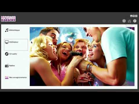 Tutorial MyVoice Karaoke (DE)