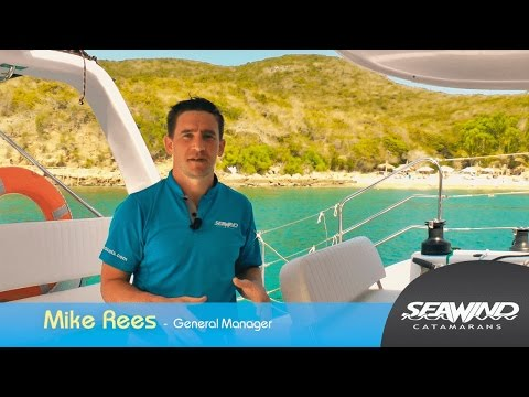 Seawind Design: Catamaran Helm Positions