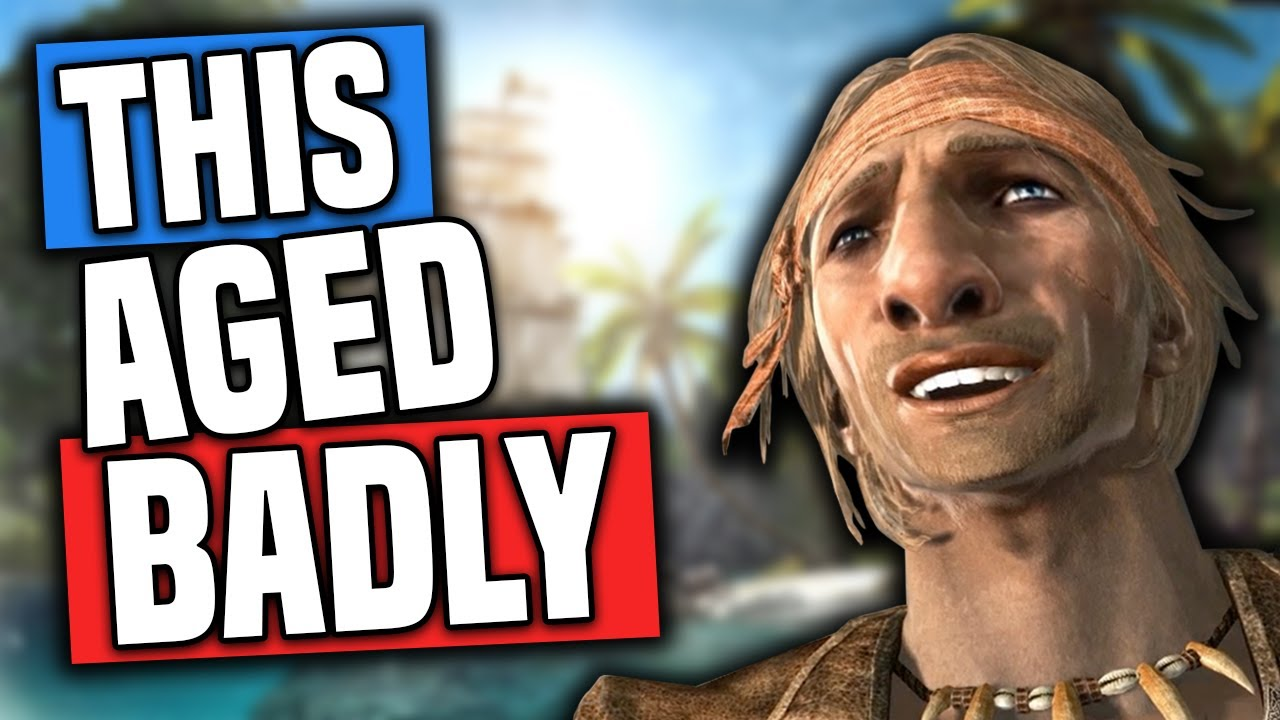 I Bought Assassin's Creed 4 Black Flag in 2020 thumbnail