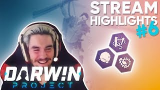 72hrs - DARWIN PROJECT Highlights! Stream Highlights #6