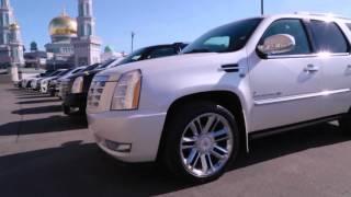 Аренда авто на свадьбу Cadillac / Кадиллак