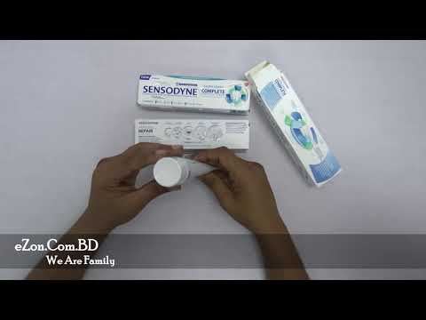 How to Buy Sensodyne Toothpaste From USA | Original Sensodyne Toothpaste Price In BD