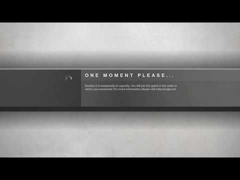 Successful Login - Destiny 2 (One Moment Please Solution - Just Wait)